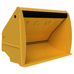 Rockland Ejector/Push-Out Bucket
