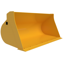 Rockland Sand and Gravel Bucket