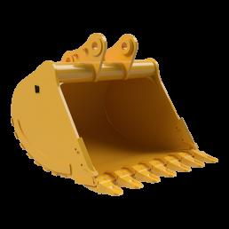 Rockland Heavy Duty High Capacity Bucket for excavators
